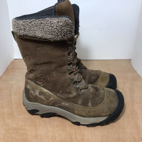 Keeen HOODOO II INSULATED WINTER boot women sz 6.5